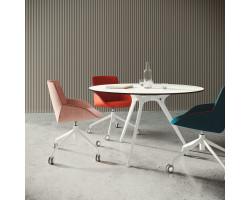 Arkitek meeting table rond