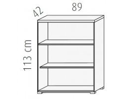 Basiskast 113cm