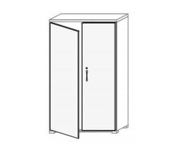 Kastdeur 150 cm hoog