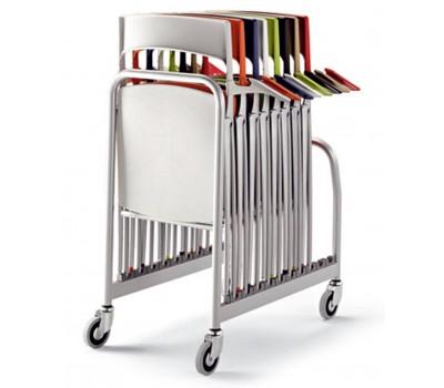 Trolley  voor 10 Plek stoelen