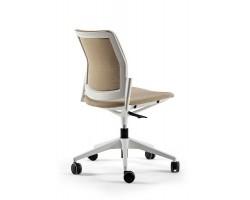 Urban plus bureaustoel gestoffeerd