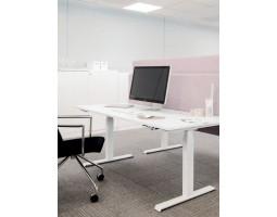 Easydesk professional zit-sta bureau