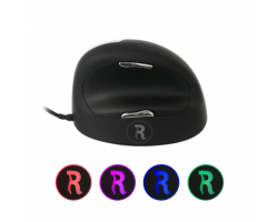 R-Go HE Mouse Vertical Ergonomic Mouse